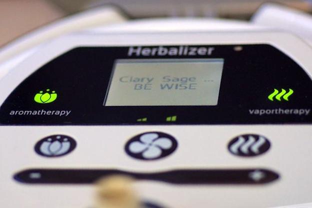 Herbalizer Vaporizer Review: Closeup-pic